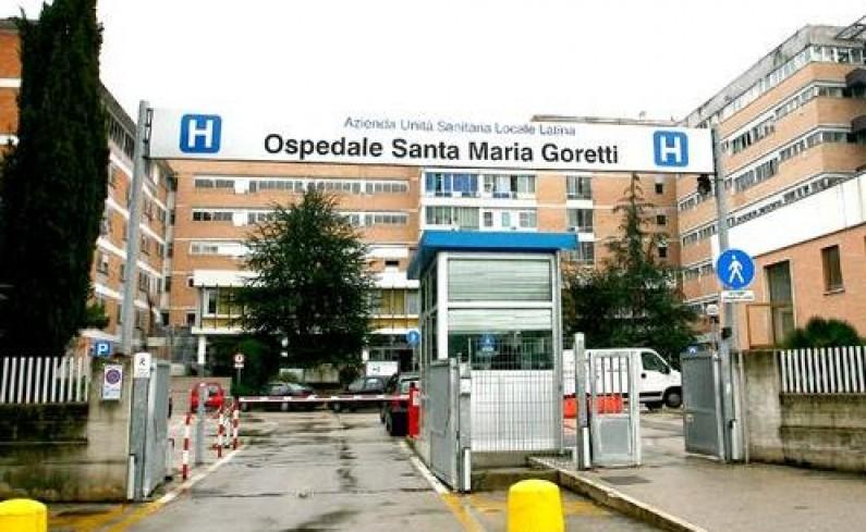 Ospedale Santa Maria Goretti, Latina